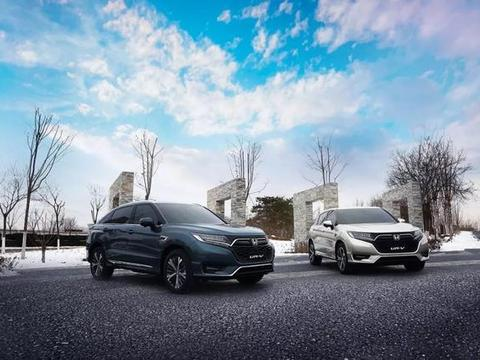好产品始终是畅销基石 UR-V定义本田在华最高旗舰SUV