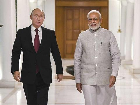 争议领土僵持不下,普京明确表态力挺印度,坚决阻止联合国干预