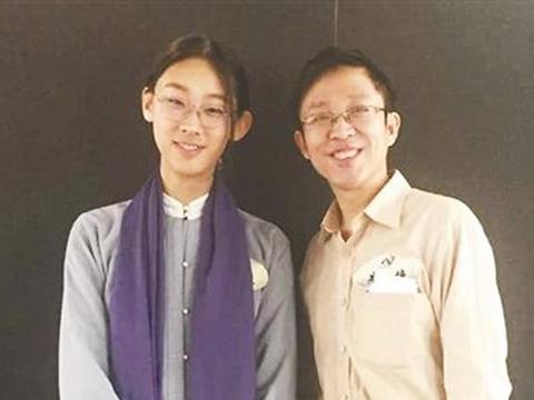 她是清华大学高个子学霸,高考613分,诗词储备量超过2000首