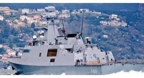 中国出口十几艘军舰 买家迅速换成欧美雷达:国产雷达性能不行?