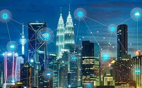 5G智慧城市带来新经济增长