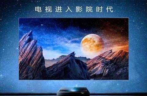 """激光电视为何能成为彩电市场的""""黑马""""?护眼属性居功至伟"""