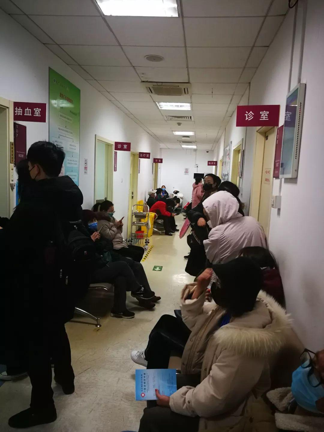 北京朝阳医院发热门诊