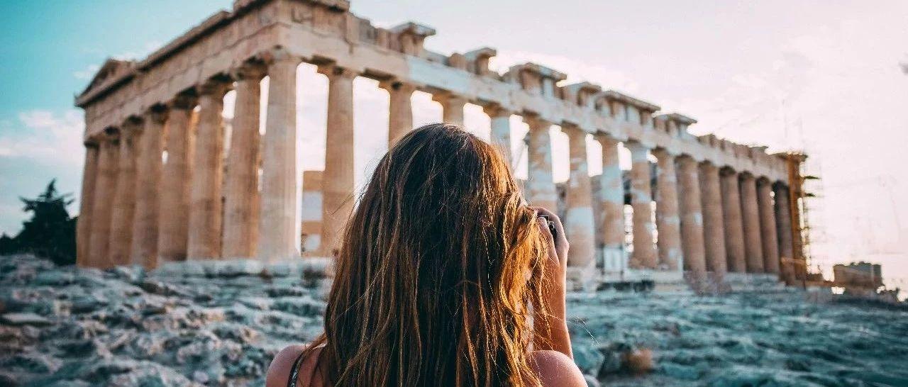 和石原里美一起前往希腊,重拾古文明的灿烂时刻