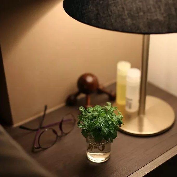 想要小而精致的卧室,这六件好物不能少