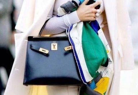 奢侈品爱马仕包包入门,先从6种皮革开始,准能挑到适合自己的!