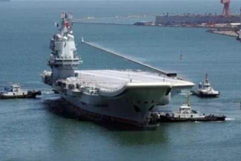 山东舰服役之后,西方最担心的事是什么?美:终于发生