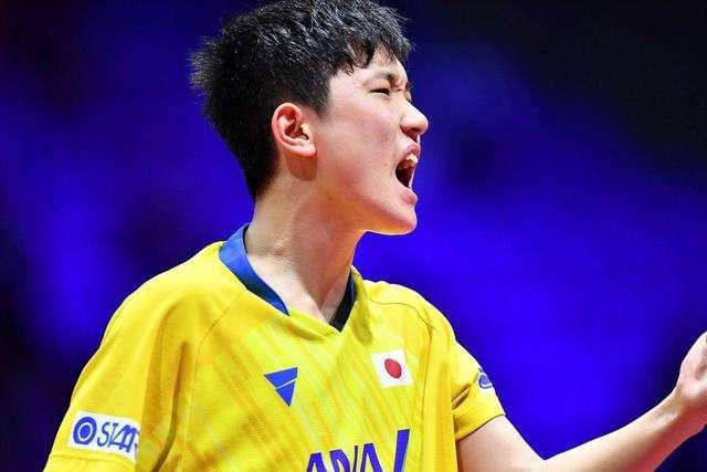 可惜!张本智和再次与日本全锦冠军失之交臂,宇田幸矢夺冠入名校