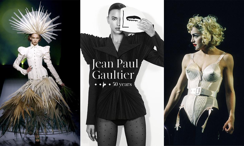 叱咤时尚界50年 Jean Paul Gaultier将以2020春夏高订秀划下句点