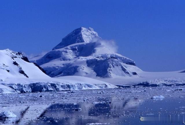 南极洲大陆几乎并被并冰雪覆盖,却是世界上最干旱的大陆?