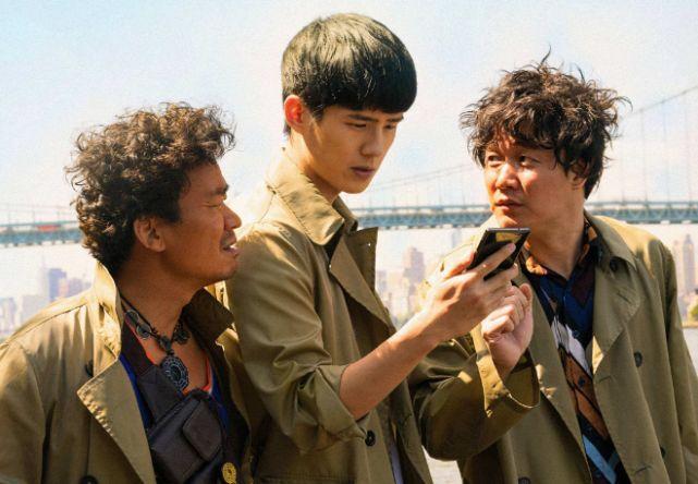 刘昊然《唐人街探案3》来袭,本以为张子枫是惊喜,看到女二心动