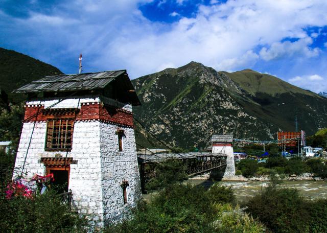 西藏最低调的千年古城,文成公主曾在此落脚,底蕴深厚却少有人来