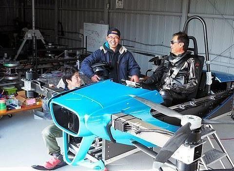 日本飞天汽车首次载人试驾,预计2026年量产,司机须是飞行员吗