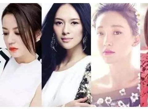 2000年赵薇、章子怡,2009年刘亦菲、杨幂,90后四小花旦花落谁家