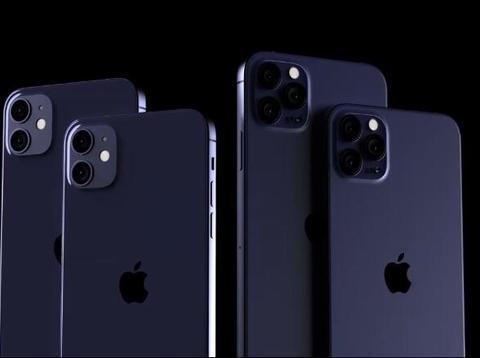 1月22日新机爆料:小屏iPhone或3月发布;iPhone12新增藏青色