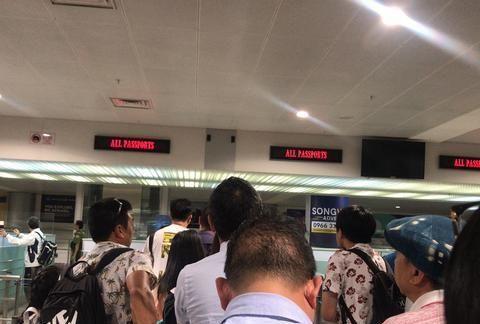 行走在越南·签证篇
