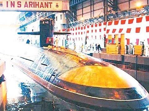 又一大进步!印度试射潜射核弹道导弹,就是射程短了点:3500公里