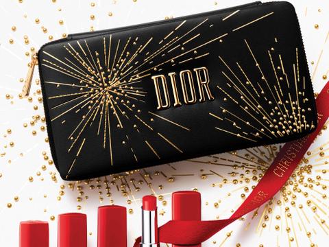 Dior迪奥限定礼遇 开启完美新年