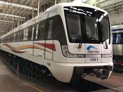 中国最新地铁运营总里程排名,杭州表现不佳,成都直逼重庆和深圳