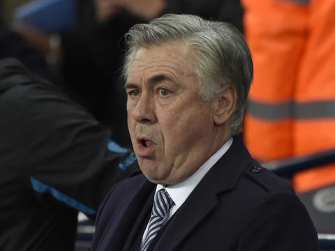 安切洛蒂:埃弗顿球员很伤心 我安慰他们我曾3-0领先输掉欧冠决赛