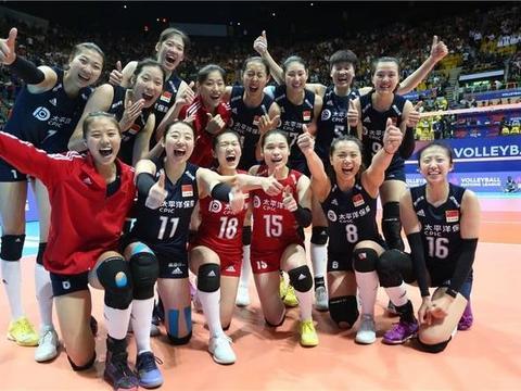 中国女排9人竞争4奥运替补!看似激烈,其实仅剩1位置待定
