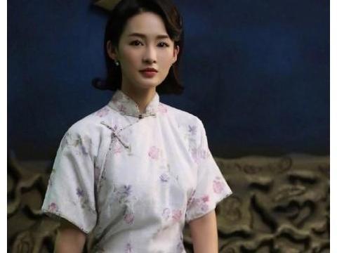 李沁到底有多美?当看到她穿上旗袍的那一刻,网友疯狂截屏