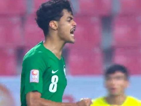 U23亚洲杯半决赛战报,沙特1比0乌兹别克斯坦,进军东京奥运会