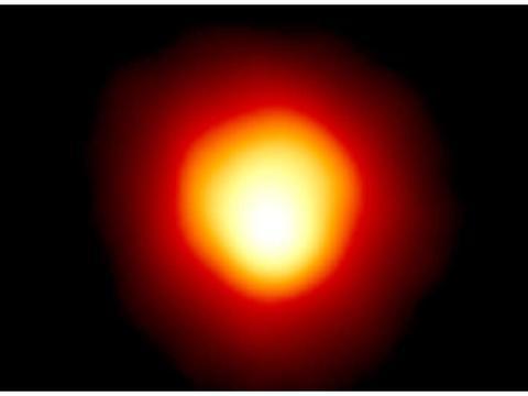 真的爆炸了?科学家在参宿四异常位置发现爆炸!