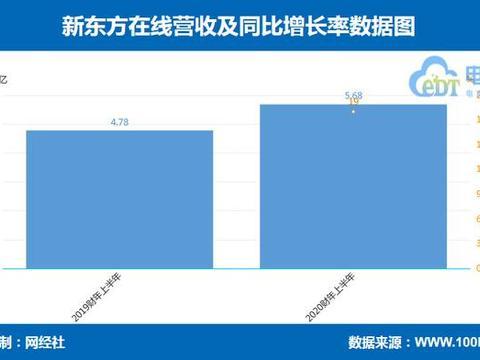 「图解财报」新东方在线2020财年半年报:营收5.68亿元