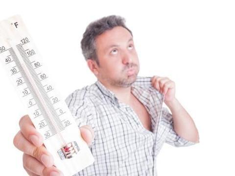 研究表明:人体每10年温度降低0.03℃