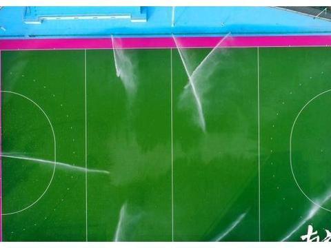 国际标准!梅州五华建成梅州首个曲棍球基地