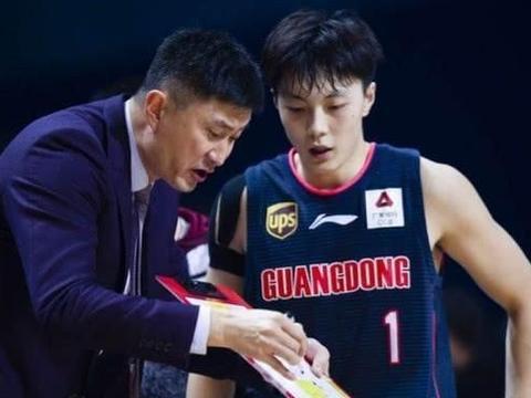 恭喜!广东98年超新星迎爆发一季,他没有辜负杜锋信任