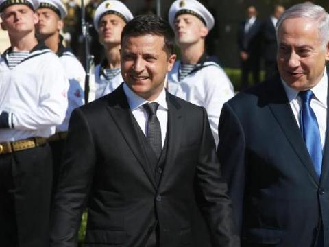 乌总统是犹太人,被邀参加犹太论坛,却被限制发言,以色列怕啥?