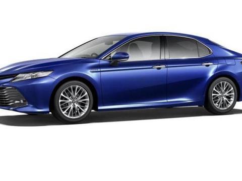 丰田凯美瑞供给2.5L混动+四驱体系,颜值大幅度提高