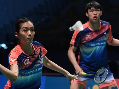 泰国羽球大师赛·牺牲过年因清楚自己要什么·铭君组合率先晋次圈
