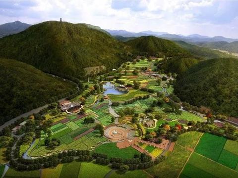 2020年,如何做好田园综合体的旅游策划和规划设计?