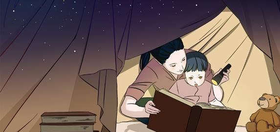 一位妈妈的育儿经:孩子成长的道路上,父母要做那个陪跑的人