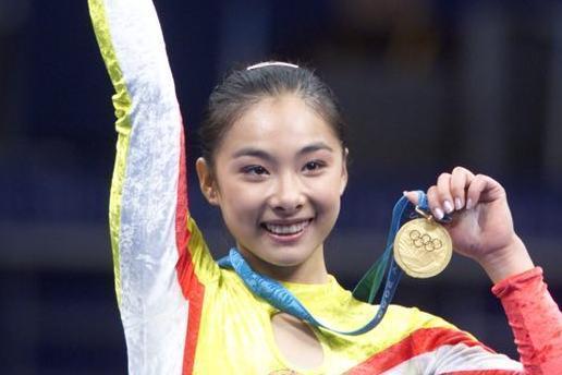 奥运冠军刘璇近况,退役后进军娱乐圈,嫁音乐才子,39岁依旧迷人