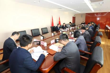 沈抚新区召开机关党支部书记抓党建述职评议会议