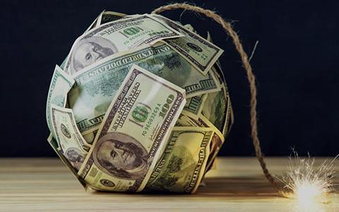 """美国欲将危机""""转嫁""""它国?却遭抵制,万亿资金,或流入中国"""
