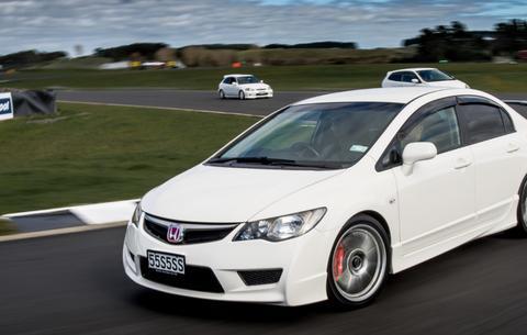 网传本田纯电Honda e或推TYPE-R版网友:这才是本田该有的样子