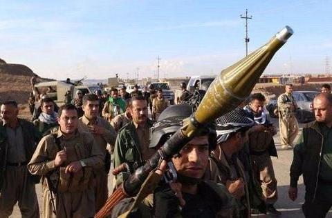 库尔德宣布全民总动员 所有16岁以上男女入伍:最后大决战爆发