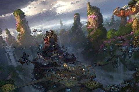 《圣墟》:诡异物质组成联盟,各自代表一个纪元,石昊并非无敌