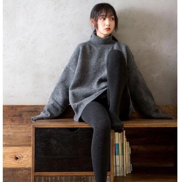女人的终极秘密:冬天也能穿出超模腿,零下20°C抗寒、保暖、还显瘦,冬不挑年龄,不挑身材,时尚百搭