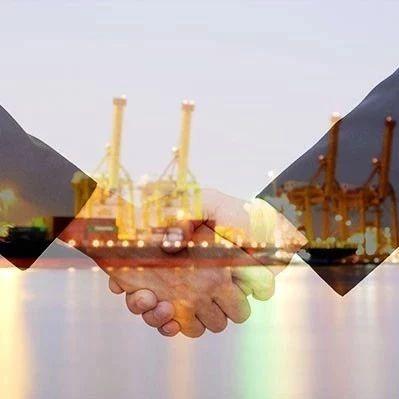 长三角两大港口又有亲密动作!上港集团37亿元入股宁波港