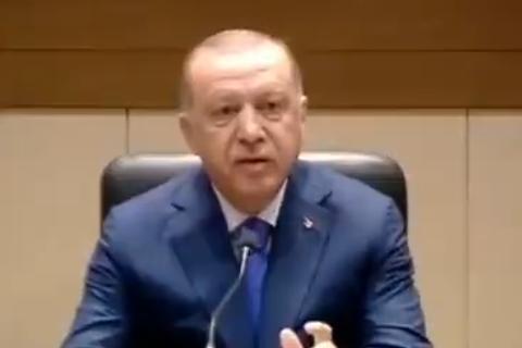 土耳其十分不满:28国再不出兵利比亚,就让大批难民再次涌入欧洲