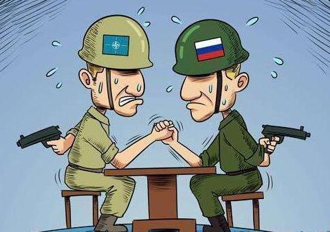 数万美军投送欧洲,假想敌一目了然,俄罗斯:西方重回冷战对抗