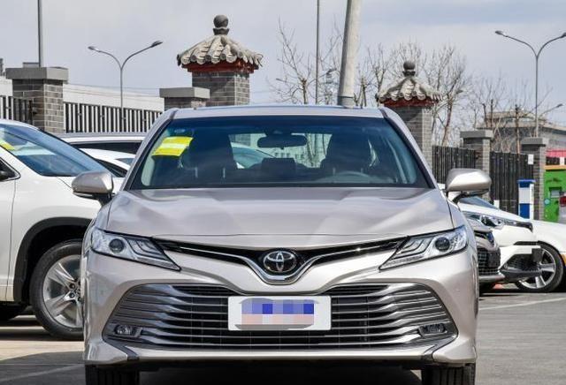 全款18万提了丰田凯美瑞,才开了5个月,车主说了实在话!