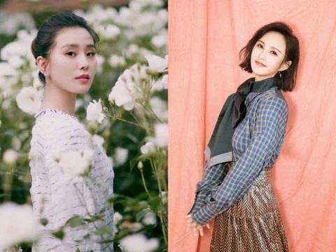 赵丽颖刘诗诗生娃前后身材没差,这位女星更狠,半个月瘦20斤!