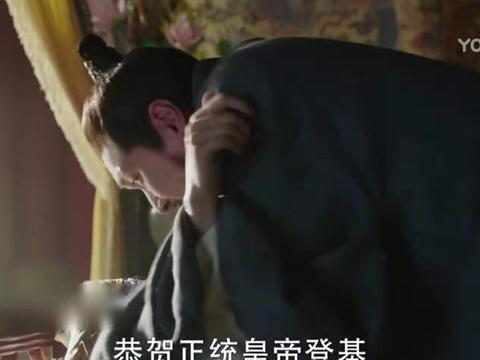 《大明风华》朱祁镇用枕头捂死朱祁钰,登基后第一件事杀于谦